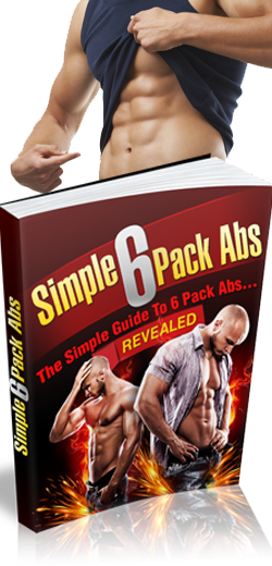 secret to getting 6 pack abs