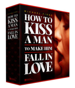 How to kiss a man