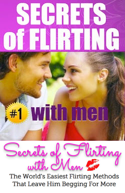 the secrets of flirting